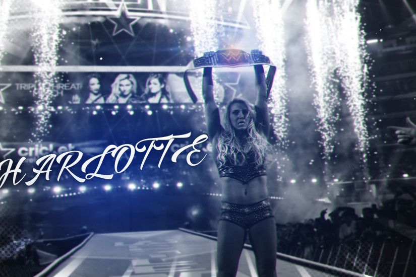 ... Wallpaper Ric Flair :v (Charlotte) by TODESIGNS7