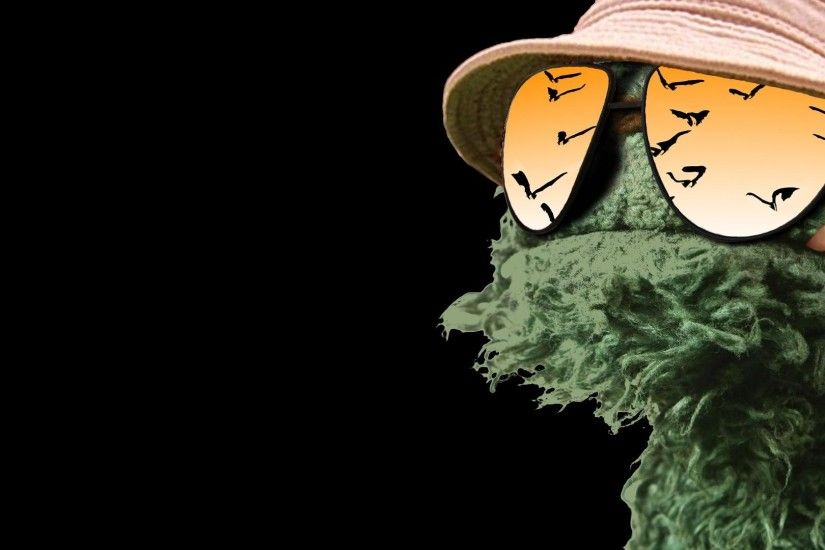 Fear and Loathing on Sesame Street