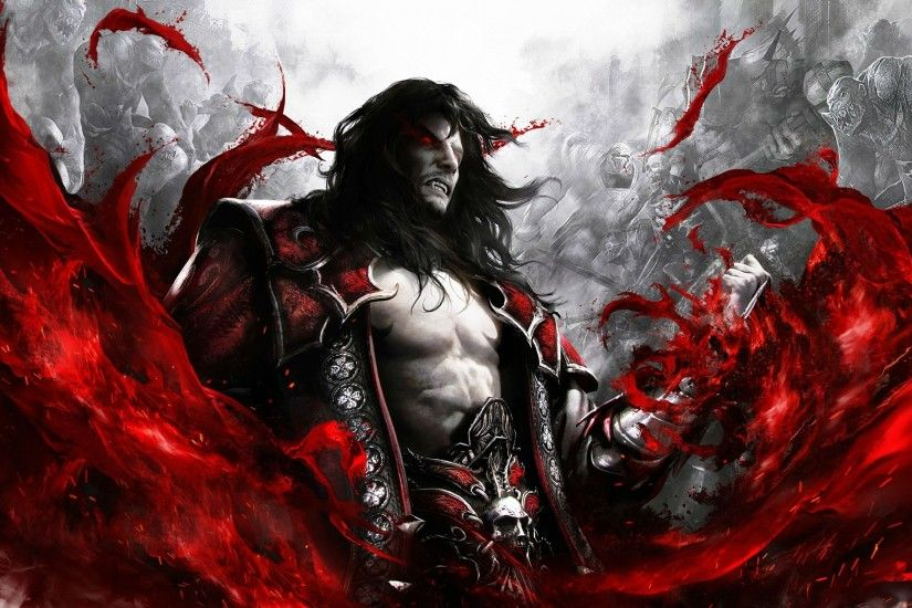 Castlevania Fantasy Dark Vampire Dracula Adventure Action Platform Warrior  Wallpaper At Dark Wallpapers