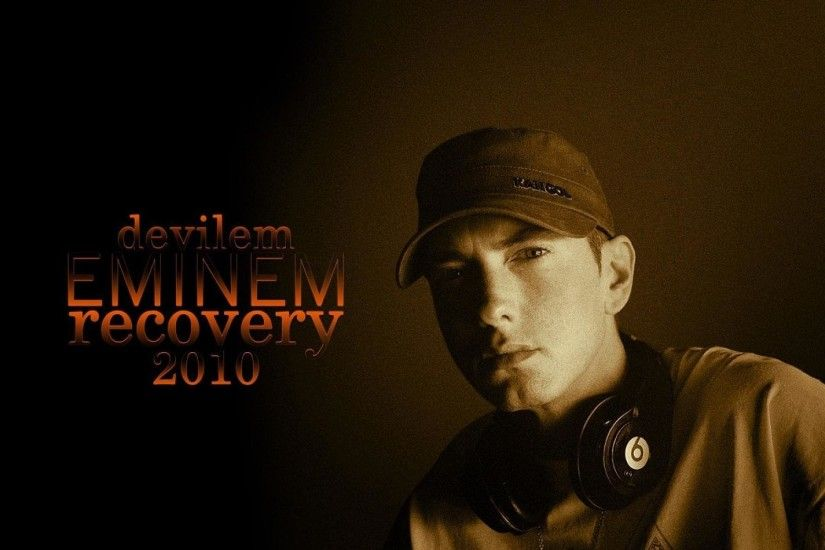 Eminem Recovery Wallpaper » WallDevil - Best free HD desktop and .