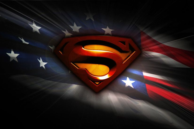 Superman Logo · HD Wallpaper | Background Image ID:103654
