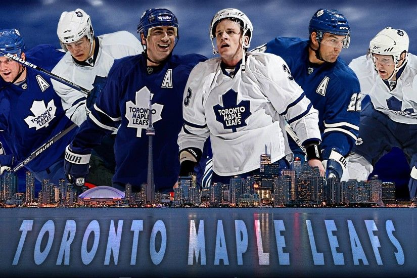 Dion Phaneuf Toronto Maple Leafs wallpaper - 391309