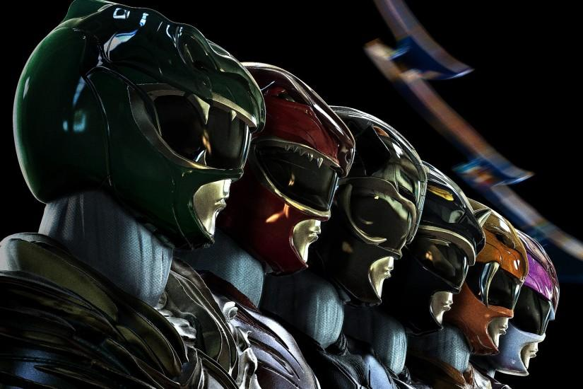 FAN ART: Awesome New Artwork Reimagines POWER RANGERS Movie Suits Into  Something Much More Familiar