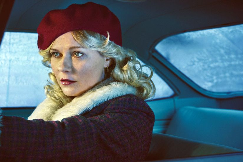 Fargo TV Series Kirsten Dunst