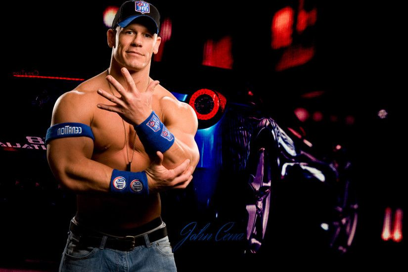 John Cena Widescreen Wallpaper 1920x1200