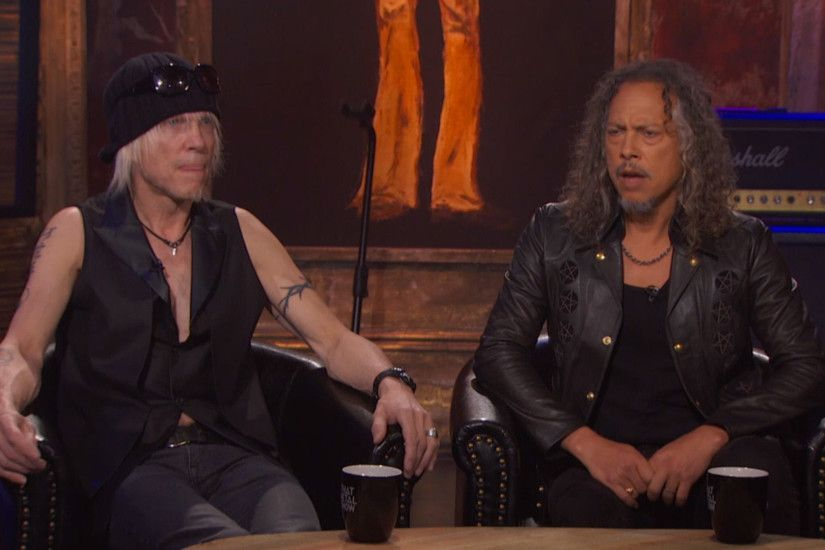 That Metal Show - Season 14, Ep. 9 - Kirk Hammett/Michael Schenker - Full  Episode | VH1