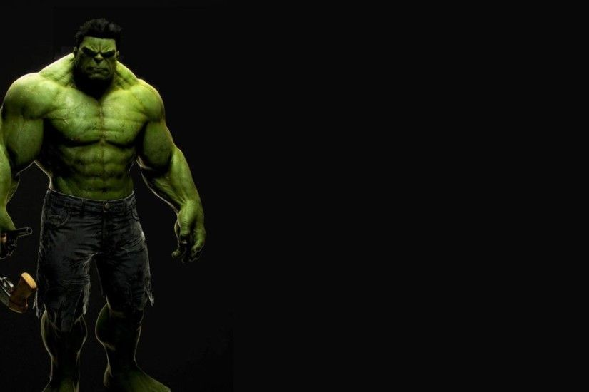 Darkness Black Simple Elegance Decoration Minimalist Coolest ... Incredible  Hulk Wallpaper ...