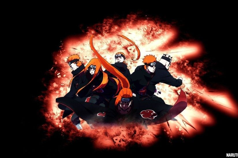 Wallpapers For > Pain Wallpaper Hd Naruto