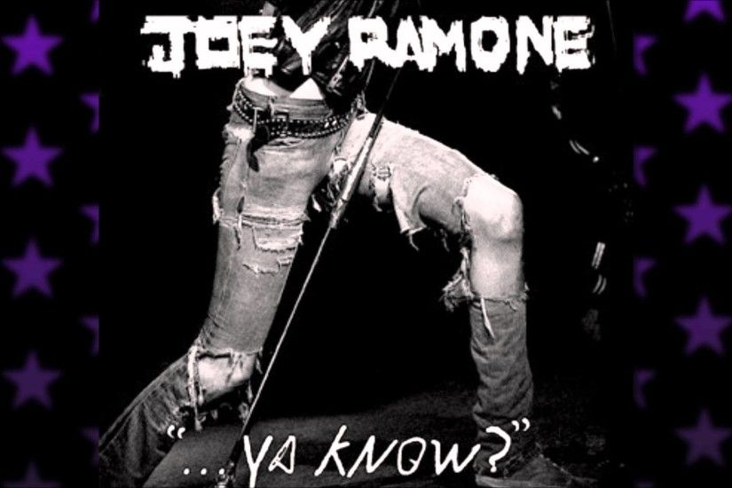 "Joey Ramone - ""...Ya Know?"" - Going Nowhere Fast (2012)"