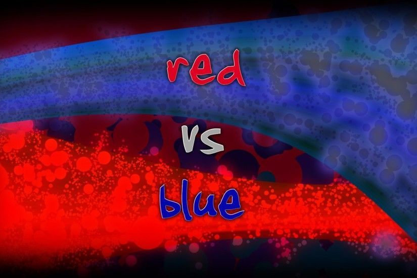 Red Vs Blue Wallpapers