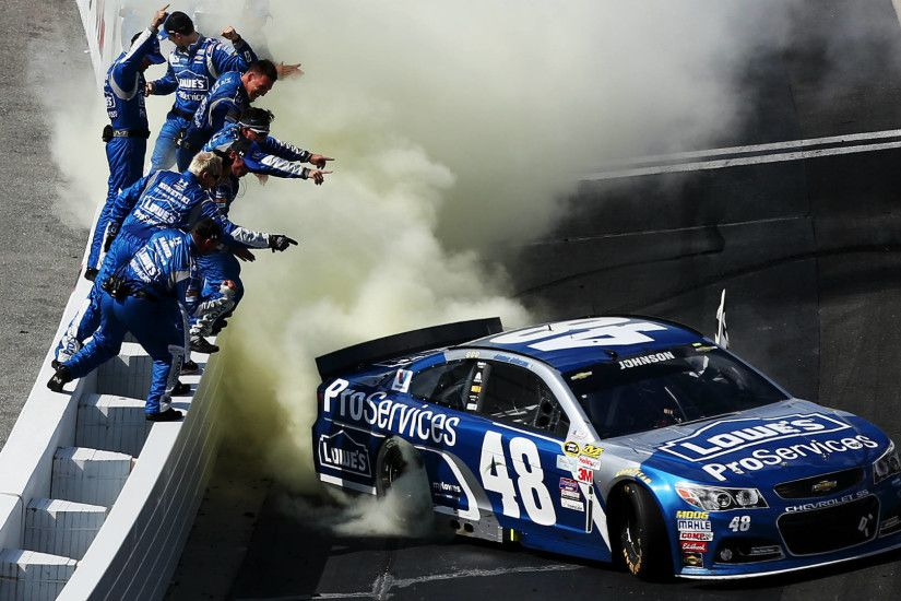 Jimmie Johnson paces himself to 10th win at Dover | NASCAR | Sporting News