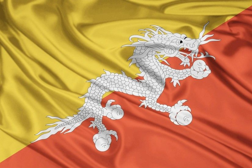 textures dragon the kingdom of bhutan flowers yellow orange background wallpaper  wallpapers