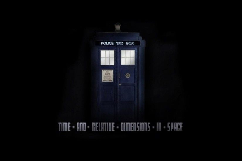 Wallpapers For > Tardis Wallpaper 1920x1080