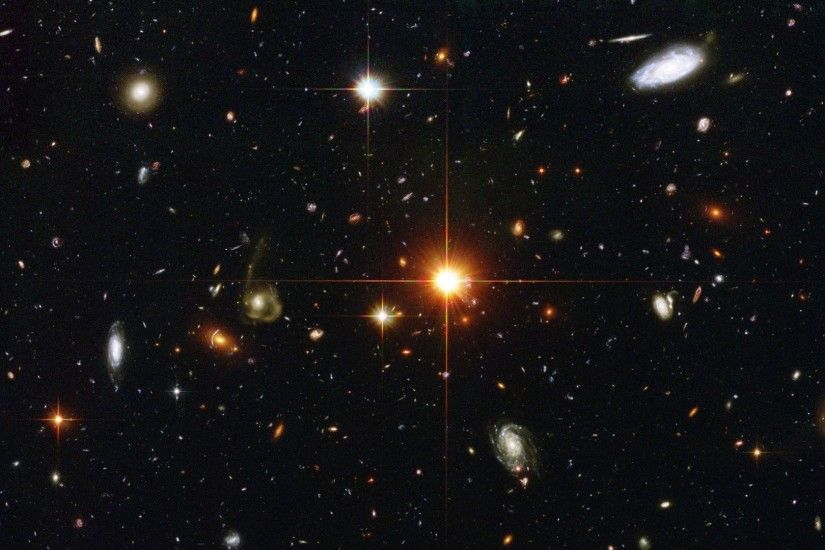 Hubble Ultra Deep Field Wallpapers (44 Wallpapers)