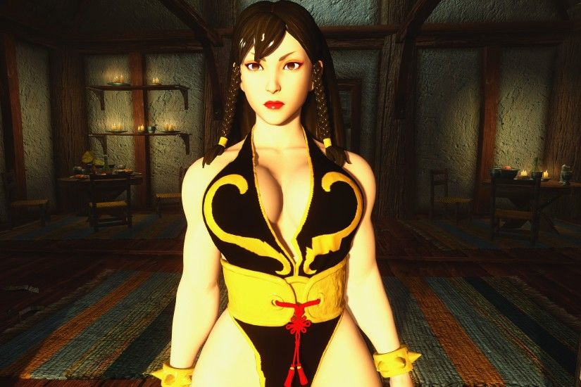 Street Fighter 5 Chun-Li Alt 1