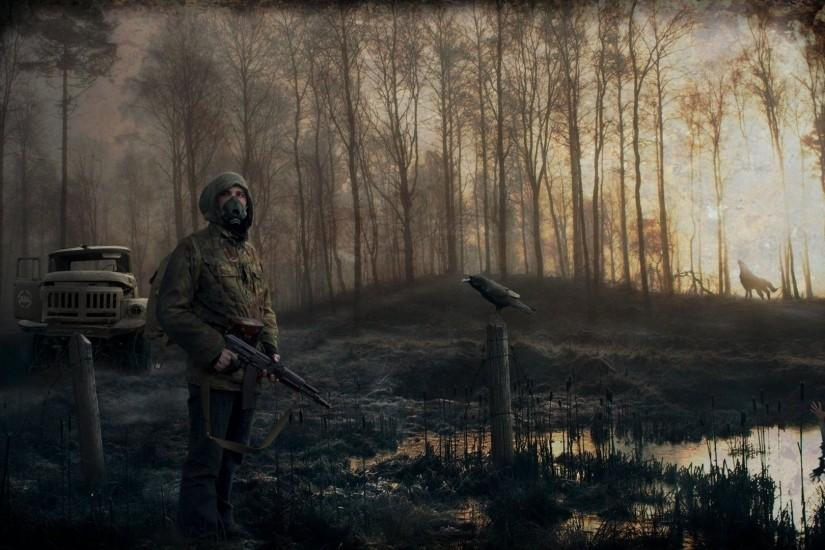 Post Apocalyptic Wallpapers March 2014