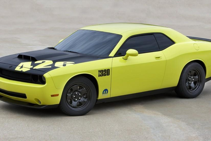 2014 Dodge Challenger wallpaper 1920x1080 jpg
