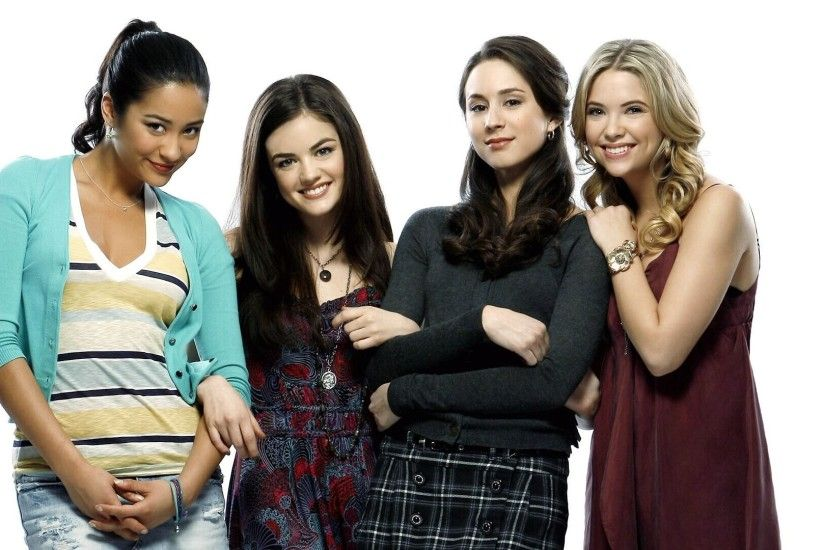 Wallpaper for Desktop: pretty little liars