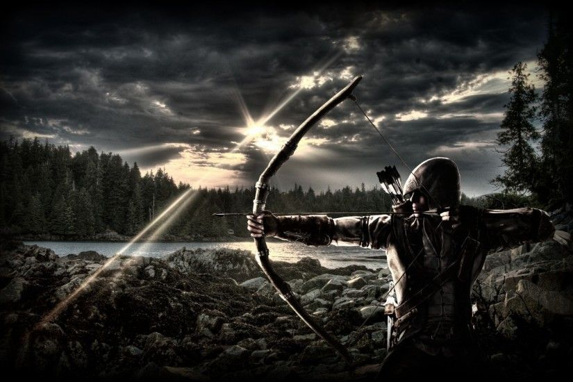 hd free wallpapers for desktop archery wallpapers -