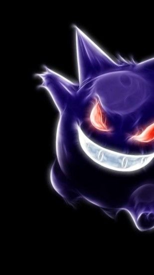 Gengar Haunter Gastly Pokemon Wallpaper WallDevil