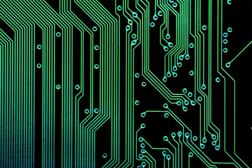 Circuit Board Backgrounds (35 Wallpapers)