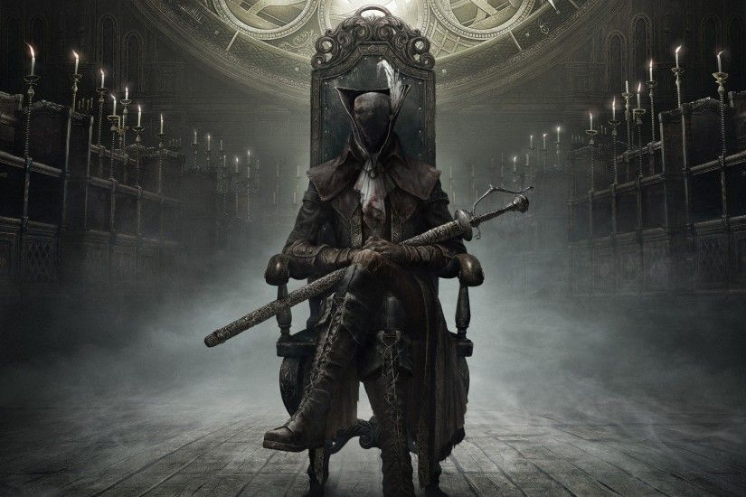 Bloodborne The Old Hunters Wallpapers