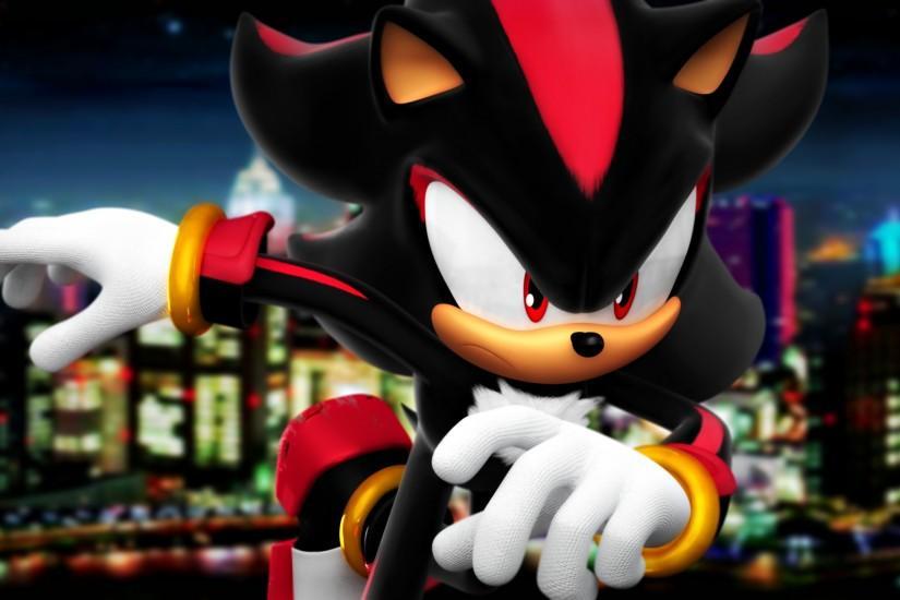 Shadow the Hedgehog wallpaper ·① Download free beautiful ...