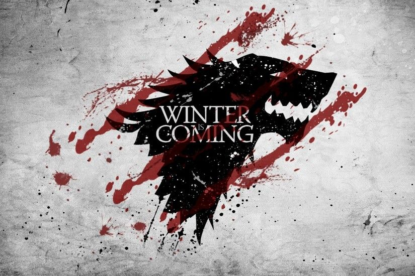 Game Of Thrones, House Stark, A Song Of Ice And Fire, Winter Is Coming  Wallpaper HD