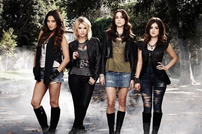 Pretty Little Liars Desktop Wallpapers | Wallpapers, Backgrounds .