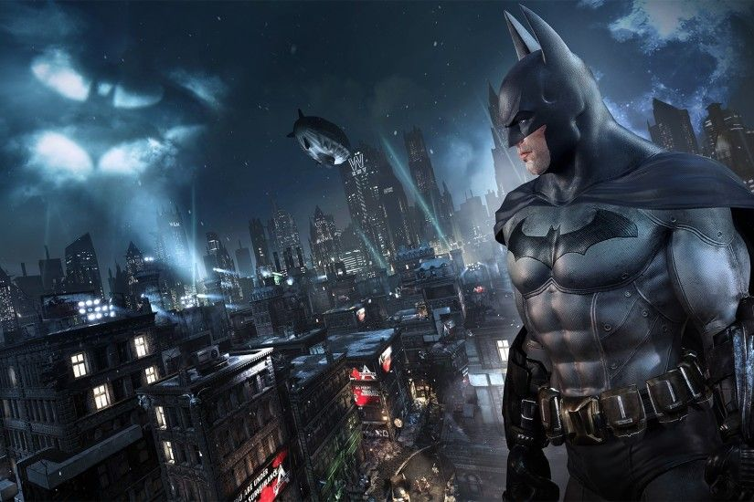 free screensaver wallpapers for batman return to arkham