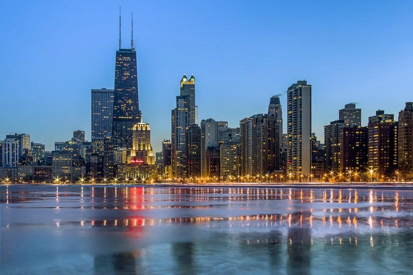 amazing chicago wallpaper 2048x1365 for hd 1080p