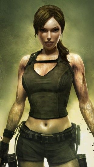 Tomb Raider Underworld iPhone 6 Plus HD Wallpaper ...