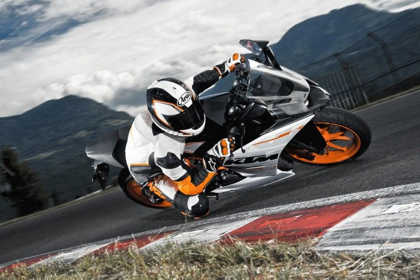 KTM USA is going to have a mutiny on its hands if it doesn't bring at least  the KTM RC390 street bike to American soil, and we won't even mention the  ...