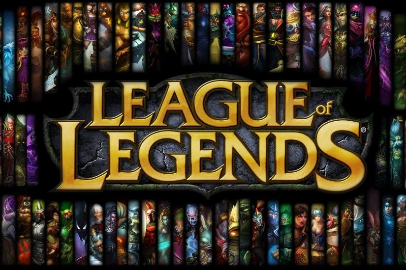 League of Legends HD Wallpaper 1920x1080