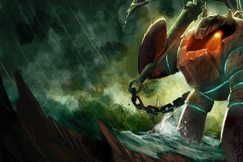 Nautilus - League Of Legends Wallpaper 2560x1920