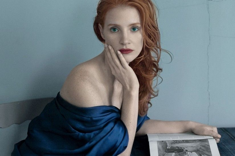Jessica Chastain Wallpaper,