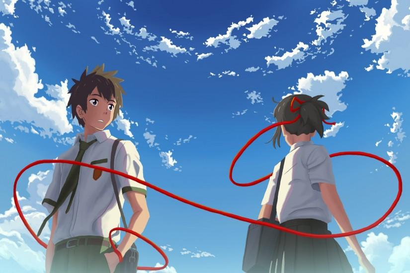 kimi no na wa wallpaper 1920x1265 for desktop