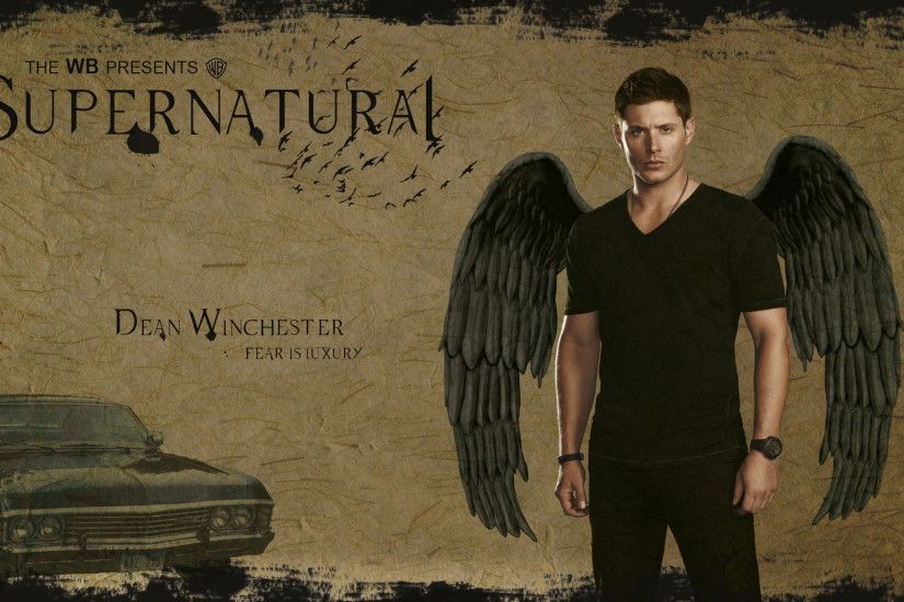 Supernatural Wallpaper by BeAware8 Supernatural Wallpaper by BeAware8