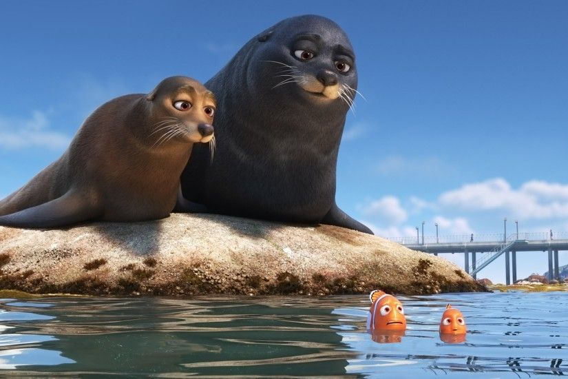 Rudder And Fluke In Finding Dory Hd Wallpaper [1920x1080] Need #iPhone #6S