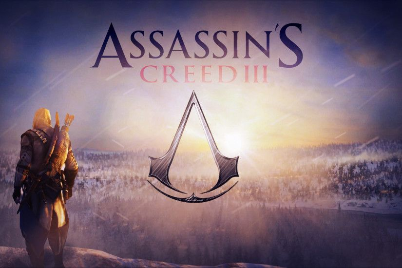 ... Assassin's Creed III Wallpaper HD by Samuels-Graphics
