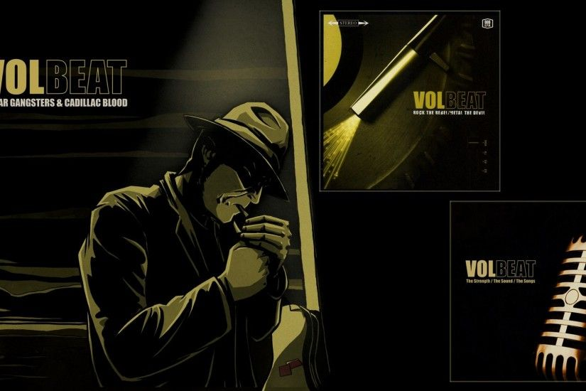 Volbeat Wallpaper Pictures, Images Photos | Photobucket