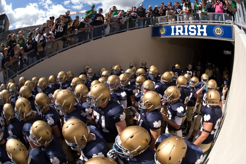 Download this Notre Dame Football picture