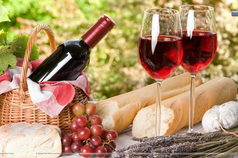 "You are viewing wallpaper titled ""Red Wine ..."