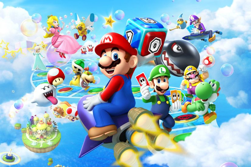 Free Super Mario Wallpapers Download 1920×1200