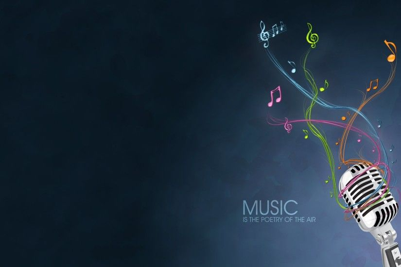 Music Notes Wallpaper 9815 Hd Wallpapers in Music - Imagesci.com