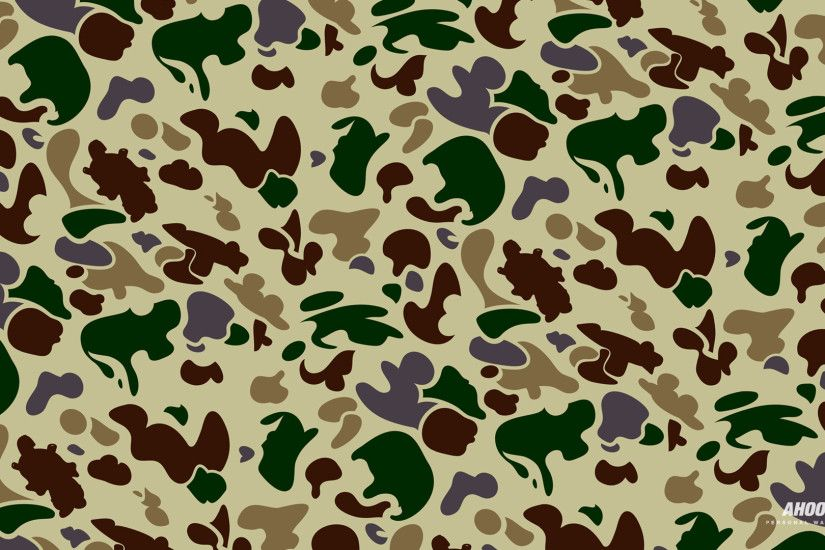 2560x1440 Download the Supreme Bape Urban Camo wallpaper below for your  mobile device (Android phones, iPhone etc.)