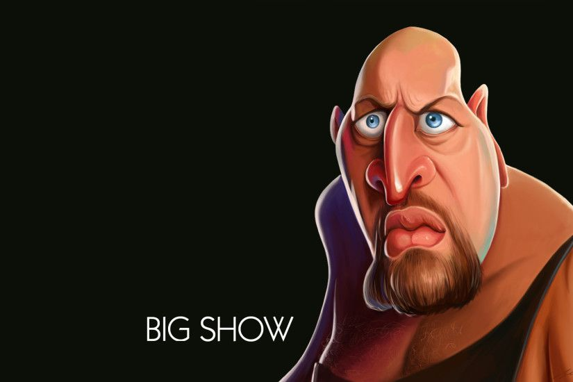 For uses of the name The Big Show see The Big Show