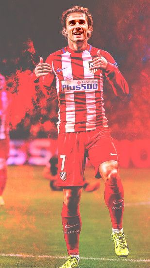 Antoine Griezmann Widescreen for desktop Antoine Griezmann For mobile