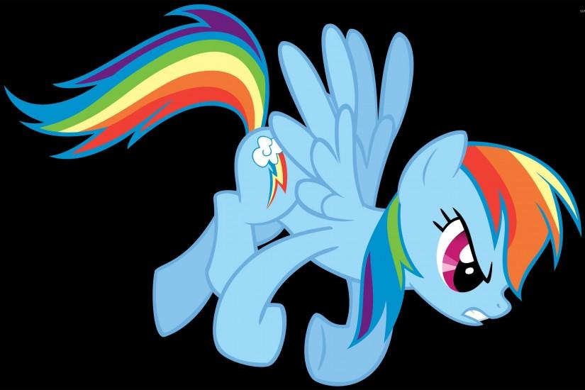 free rainbow dash wallpaper 2560x1600 1080p