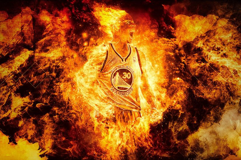 Stephen Curry Wallpaper HD 2017 (82 images) Stephen Curry on fire - YouTube  ...